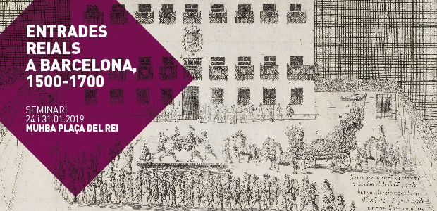Festa dels argenters en honor de Joan Josep d'Àustria, 1705. Francesc Via. Aiguafort. Museu d'Història de Barcelona