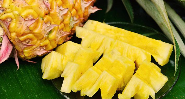 Pineapple treat