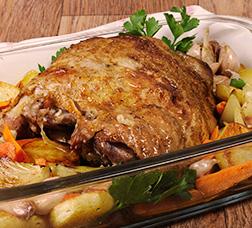 Catalan-style chicken