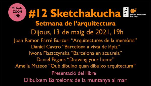 Sketchakucha Urban Sketchers