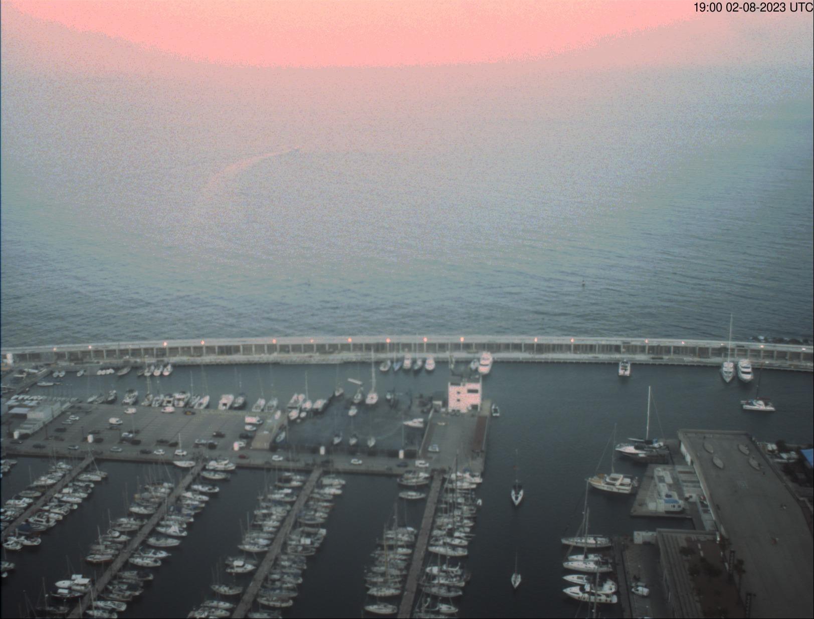 Port Olímpic – Webcam 2