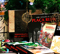 Books on Barcelona published or jointly published by Barcelona City Council