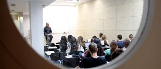 A university class