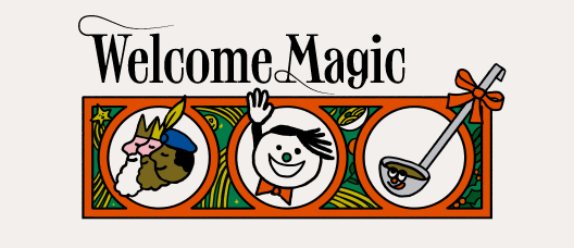 Campaign banner: Welcome Magic