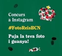 Concurs a Instagram #FotoReisBCN. Puja la teva foto i guanya!