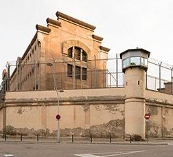 Exterior de l'antiga presó Model