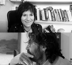Empar Moliner i Julià Guillamon