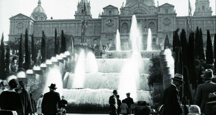 Font Màgica Exposició Internacional de Barcelona 1929