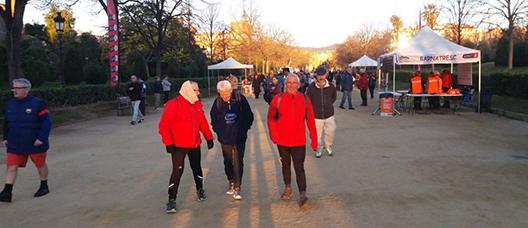 Caminada de Nadal Solidària