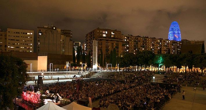 Concert de cloenda del cicle Música als parcs al parc del Clot