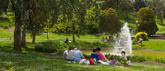 The Mossèn Cinto Verdaguer Gardens
