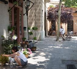 Plaça del Consell de la Vila de Sarrià
